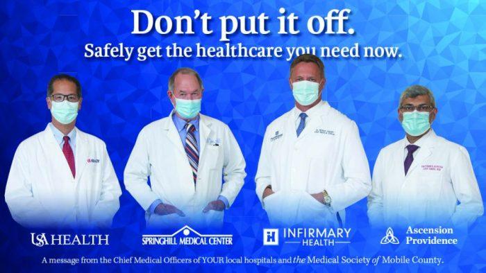 Hospital CMOs Caps Social Media